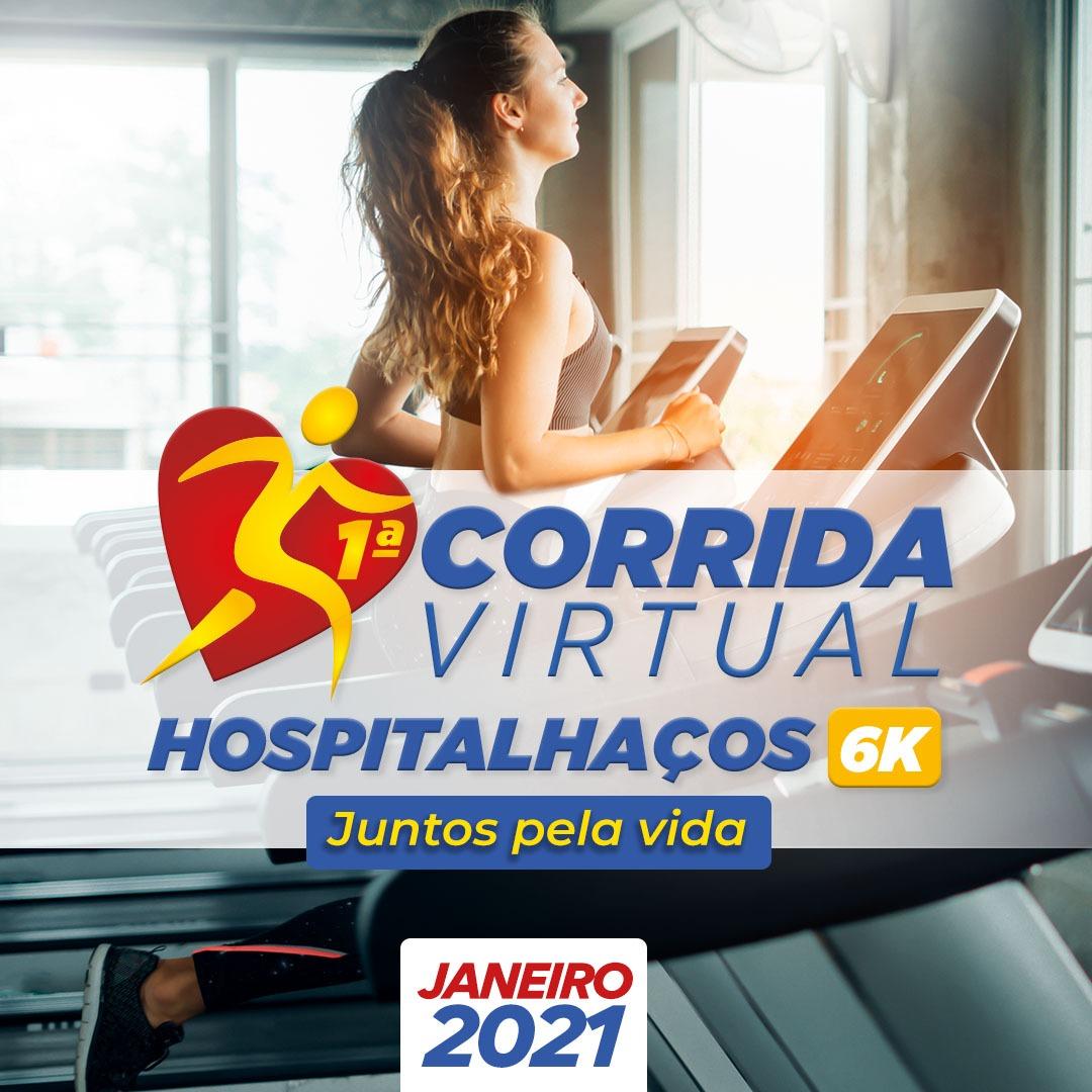 corrida virtual hospitalhacos
